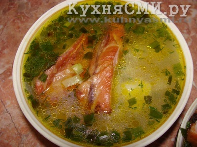 Суп гороховый с копчеными рёбрами рецепт с пошагово в