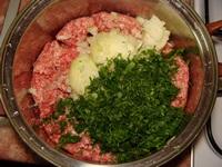 Овощной бифштекс