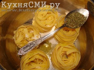 Добавить специи для макарон и спагетти