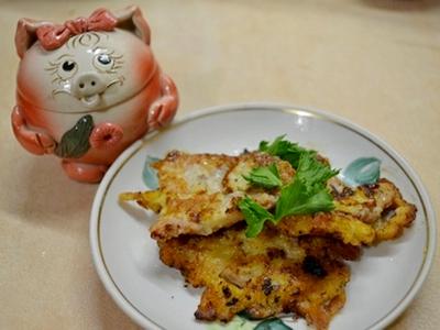 Котлеты куриные в сметанном соусе в духовке рецепт