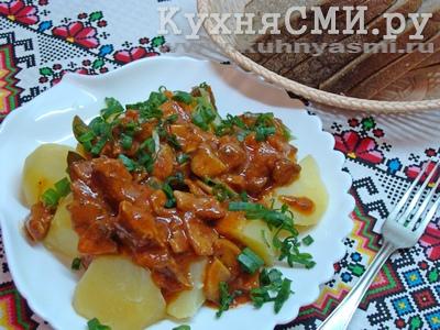 Суп из говядины с лапшой и картошкой в мультиварке рецепты