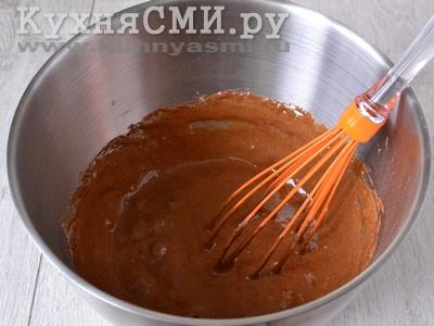 "Шоколадный тарт ""Баунти"" – кулинарный рецепт"