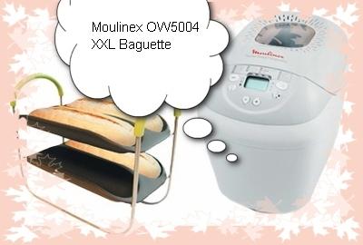 А купить я хочу модель хлебопечки Moulinex OW5004 XXL Baguette